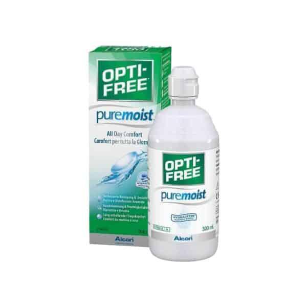 Opti-Free PureMoist HydraGlide 300ml