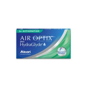 Air Optix HydraGlide for astigmatism
