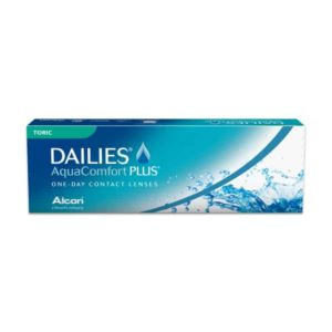 Dailies AcquaComfort Plus toric