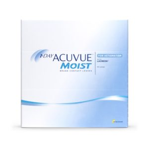 Lenti a Contatto Acuvue Moist for Astigmatism
