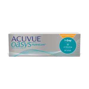 Lenti a Contatto Acuvue Oasys Hydraluxe for Astigmatism